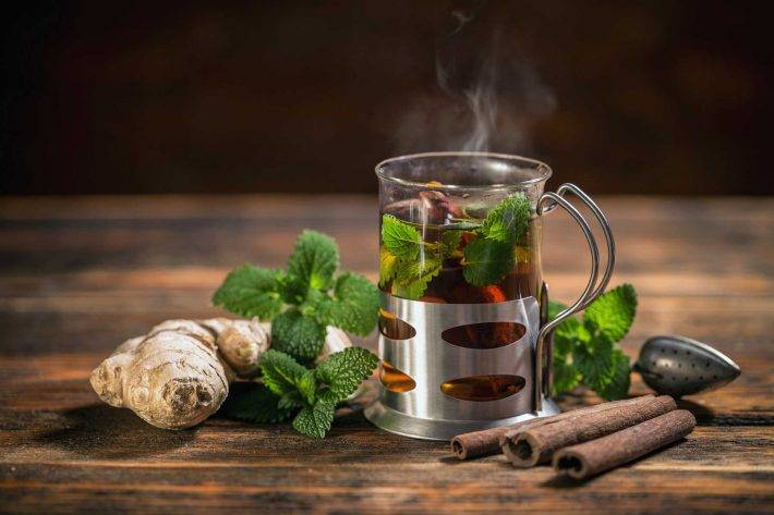 Чай из мяты польза и вред