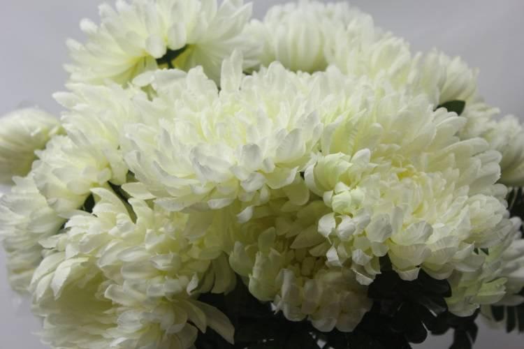 Букет из хризантем большой