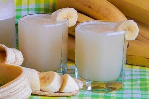 Настойка из бананов