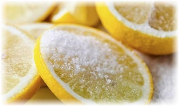 Как сохранить лимон