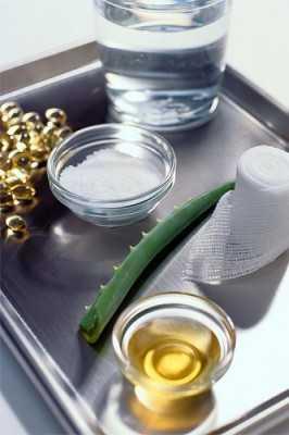 Настойка из алоэ меда и водки