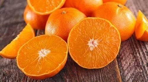 Декоративный мандарин